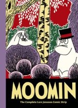 Drawn and Quarterly: Moomin - The Complete Tove Jansson Comic Strip #9: Moomin 9