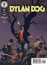 Dark Horse: Dylan Dog #1: The Dawn of the Living Dead
