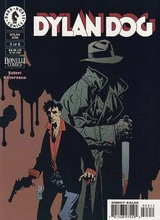 Dark Horse: Dylan Dog #3: Memories of the Invisible World