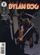 Dark Horse: Dylan Dog #4: Return of the Monster