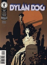 Dark Horse: Dylan Dog #5: Morgana