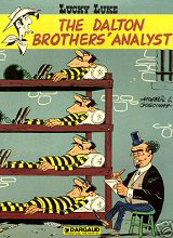 Dargaud: Lucky Luke (Dargaud) #1: The Dalton brothers analyst