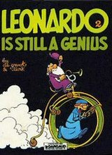 Dargaud: Leonardo #2: Leonardo is Still a Genius