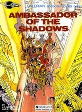 Dargaud: Valerian #1: Ambassador of the Shadows