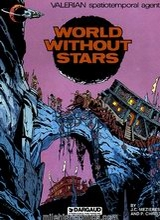 Dargaud: Valerian #2: World Without Stars