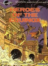 Dargaud: Valerian #3: Heroes of the Equinox