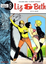 Eros Comix: Eros Graphic Albums #8: Liz and Beth 1: A Good Licking