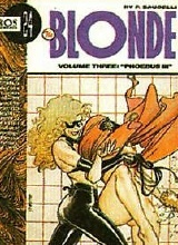 Eros Comix: Eros Graphic Albums #24: The Blonde 3: Phoebus III