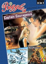 Eurokids: Biggles (3-in-1) #2: Captain Courageous