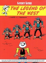 Eurokids: Lucky Luke (Eurokids) #16: The Legend of the West