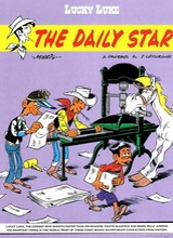 Eurokids: Lucky Luke (Eurokids) #17: The Daily Star