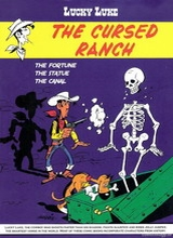 Eurokids: Lucky Luke (Eurokids) #20: The Cursed Ranch