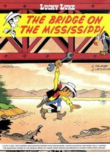 Eurokids: Lucky Luke (Eurokids) #4: The Bridge on the Mississippi
