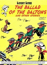 Eurokids: Lucky Luke (Eurokids) #24: The Ballad of the Daltons and other stories