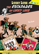 Eurokids: Lucky Luke (Eurokids 3-1) #4: The Escapades of Lucky Luke