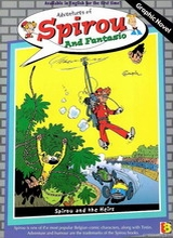 Eurokids: Spirou and Fantasio (Eurokids) #4: Spirou and The Heirs