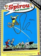 Eurokids: Spirou and Fantasio (Eurokids) #5: The Marsupilami Robbers