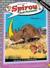 Eurokids: Spirou and Fantasio (Eurokids) #6: The Horn of The Rhinoceros