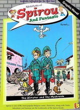 Eurokids: Spirou and Fantasio (Eurokids) #7: The Dictator and The Mushroom