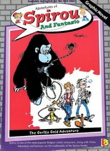 Eurokids: Spirou and Fantasio (Eurokids) #11: The Gorilla Gold Adventure