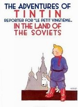 Egmont: Tintin, The Adventures of (Egmont) #1: Tintin in the Land of the Soviets