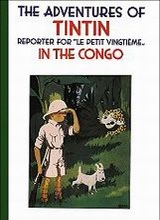 Egmont: Tintin, The Adventures of (Egmont) #2: Tintin in the Congo