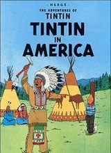 Egmont: Tintin, The Adventures of (Egmont) #3: Tintin in America
