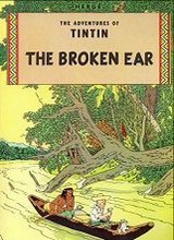Egmont: Tintin, The Adventures of (Egmont) #6: The Broken Ear