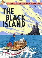 Egmont: Tintin, The Adventures of (Egmont) #7: The Black Island