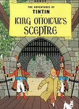 Egmont: Tintin, The Adventures of (Egmont) #8: King Ottokars Sceptre