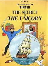 Egmont: Tintin, The Adventures of (Egmont) #11: The Secret of the Unicorn