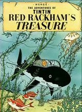 Egmont: Tintin, The Adventures of (Egmont) #12: Red Rackhams Treasure