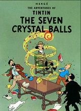 Egmont: Tintin, The Adventures of (Egmont) #13: The Seven Crystal Balls