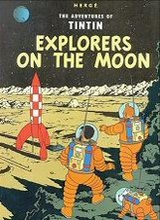 Egmont: Tintin, The Adventures of (Egmont) #17: Explorers on the Moon