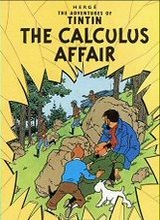 Egmont: Tintin, The Adventures of (Egmont) #18: The Calculus Affair