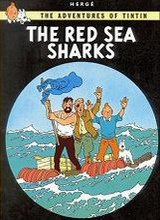 Egmont: Tintin, The Adventures of (Egmont) #19: The Red Sea Sharks