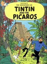 Egmont: Tintin, The Adventures of (Egmont) #23: Tintin and the Picaros