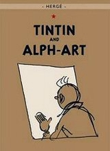 Egmont: Tintin, The Adventures of (Egmont) #24: Tintin and Alph-Art