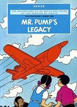 Egmont: Jo, Zette and Jocko #3: Mr. Pumps Legacy