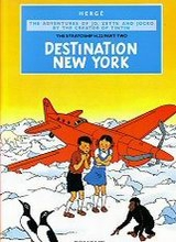 Egmont: Jo, Zette and Jocko #4: Destination New York