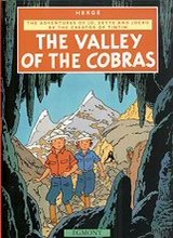 Egmont: Jo, Zette and Jocko #5: The Valley of the Cobras