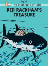 Egmont: Tintin Young Readers Serie #2: Red Rackhams Treasure