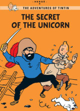 Egmont: Tintin Young Readers Serie #3: The Secret of the Unicorn