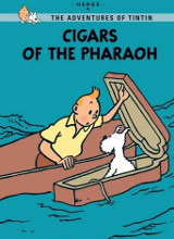 Egmont: Tintin Young Readers Serie #4: Cigars of the Pharaoh
