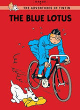 Egmont: Tintin Young Readers Serie #5: The Blue Lotus