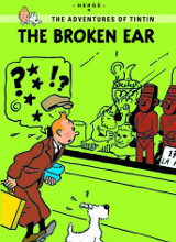 Egmont: Tintin Young Readers Serie #6: The Broken Ear