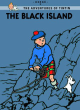 Egmont: Tintin Young Readers Serie #7: The Black Island