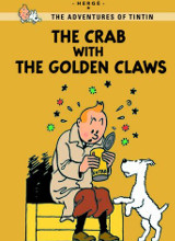 Egmont: Tintin Young Readers Serie #9: The Crab with the Golden Claws
