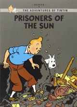 Egmont: Tintin Young Readers Serie #12: Prisoners of the Sun