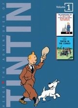 Egmont: Tintin, The Adventures of HC #1: The Adventures of Tintin #1
